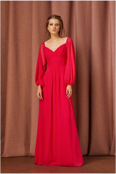 Vestido-Longo-Ombro-Pink