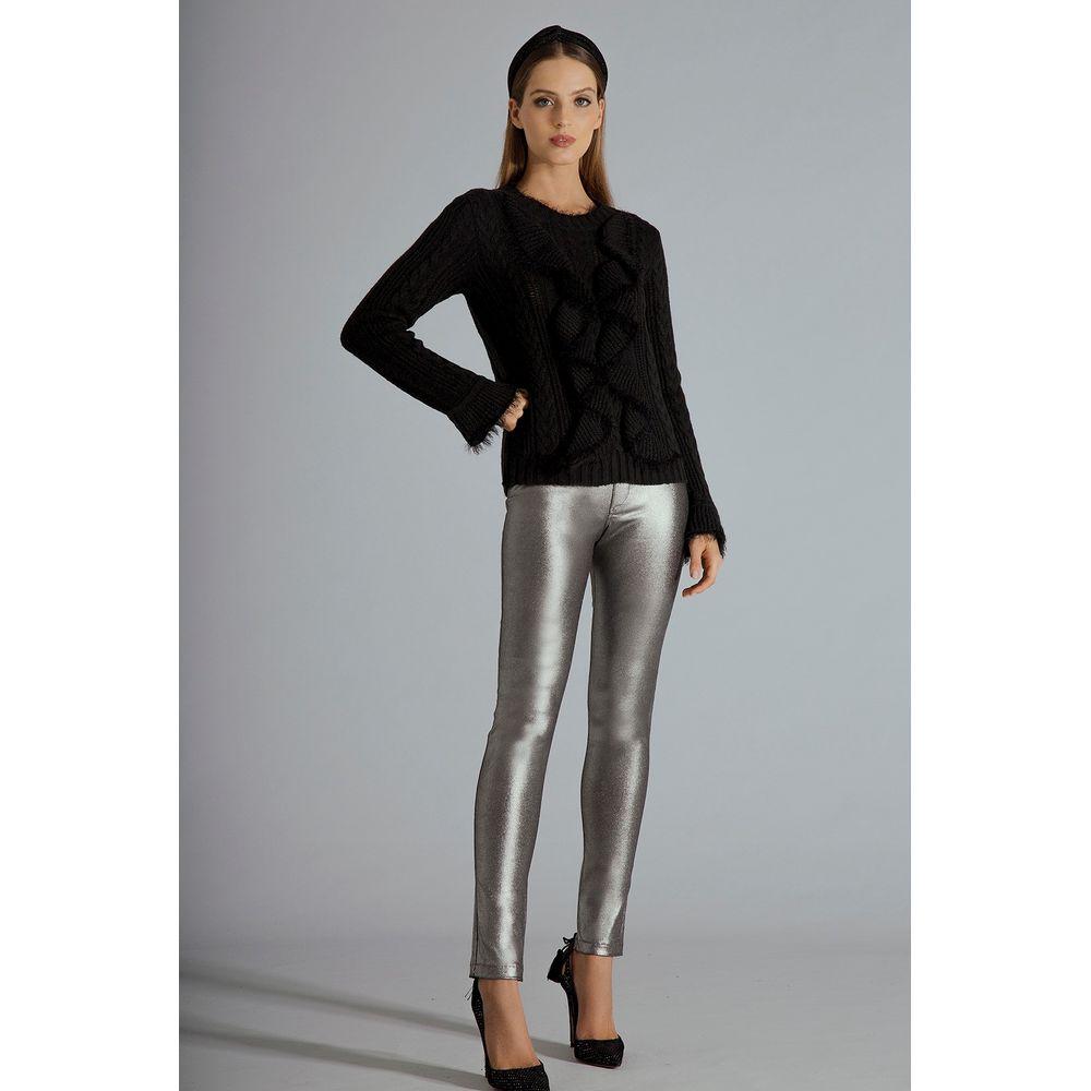 Calca-Skinny-Silver