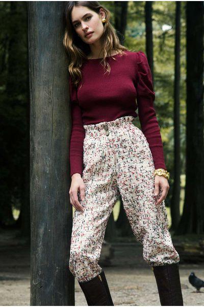 Calca-Clochard-Tweed-Color