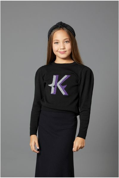tricot-letra-k-mini