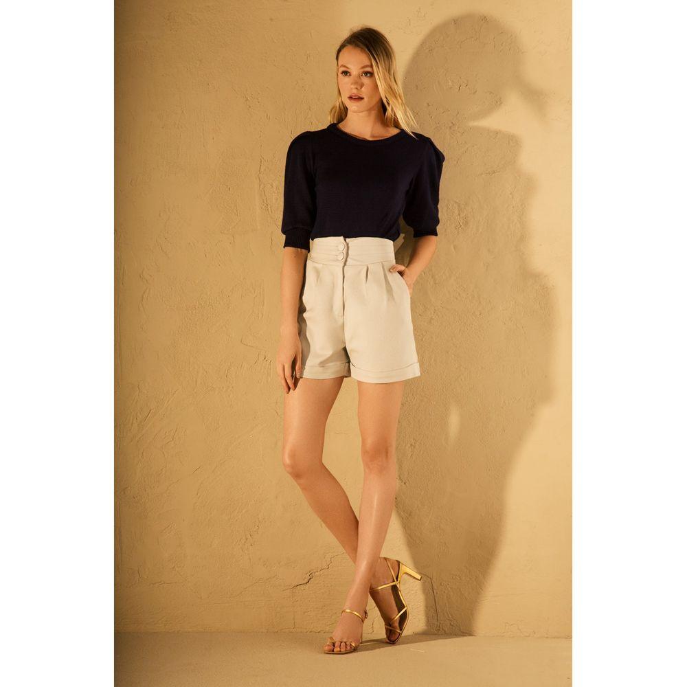 Short-Cotton-Areia