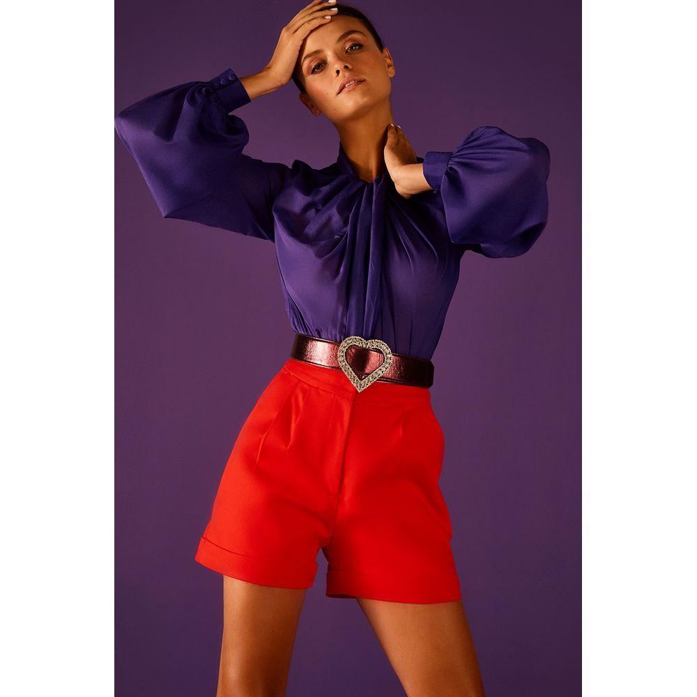 Short-Cotton-Vermelho-Nxt