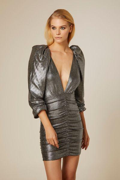 Vestido-Curto-Metalizado-Prata