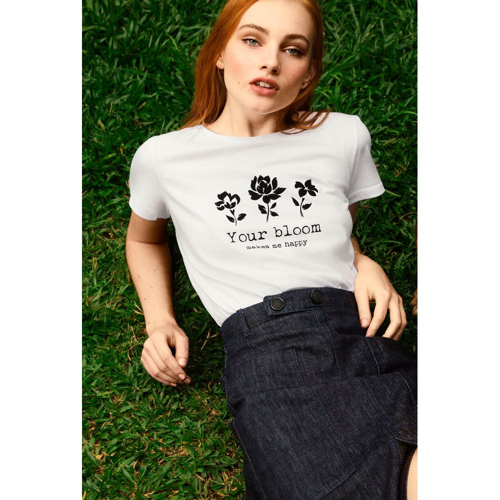 T-Shirt-Branca-Your-Bloom