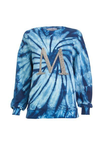 Moletom-Tie-Dye-Marinho-Letra-M