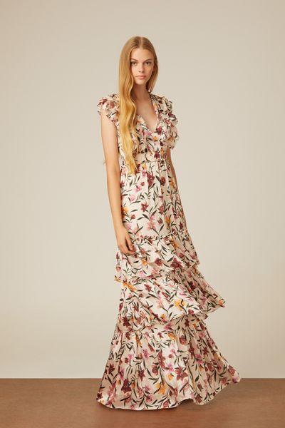 Vestido-Longo-Orchid-Acetinado