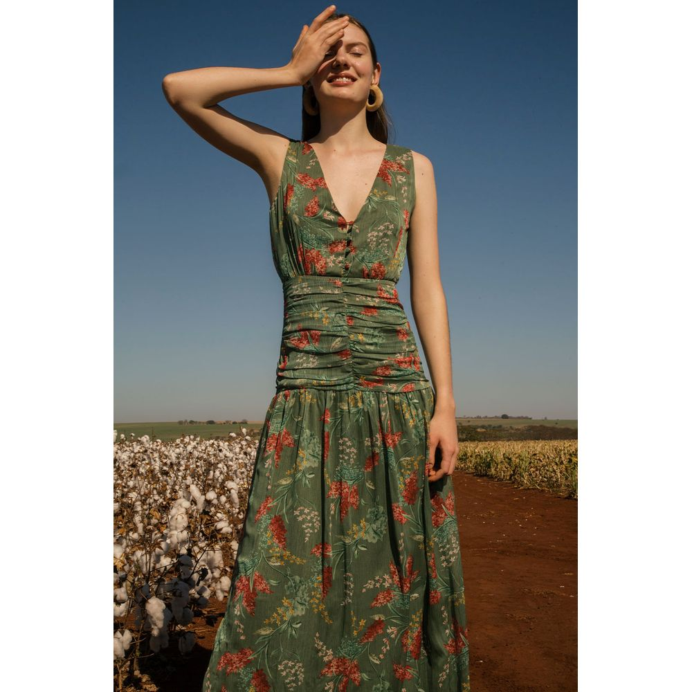 Vestido-Longo-Floral-Oliva