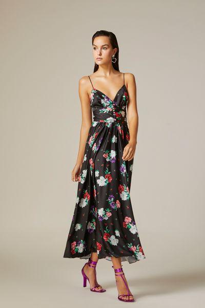 Vestido-Longuete-Floral-Black