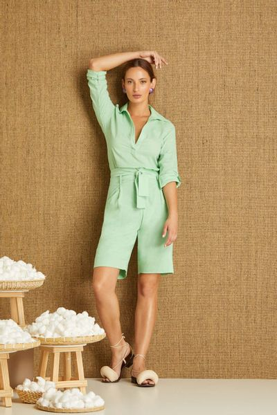 Short-Clochard-Verde-Menta