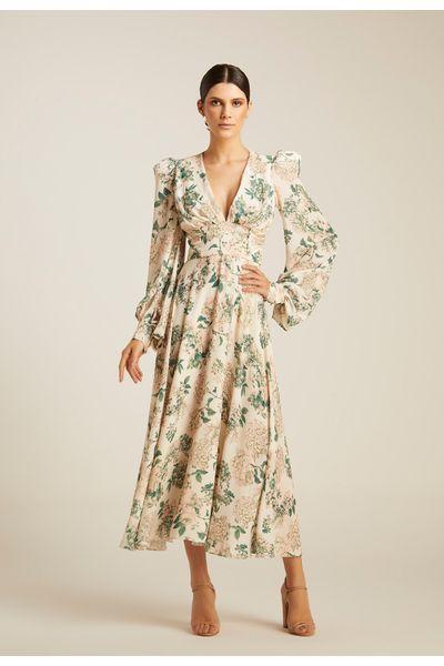 Vestido-Floral-Rose-e-Verde