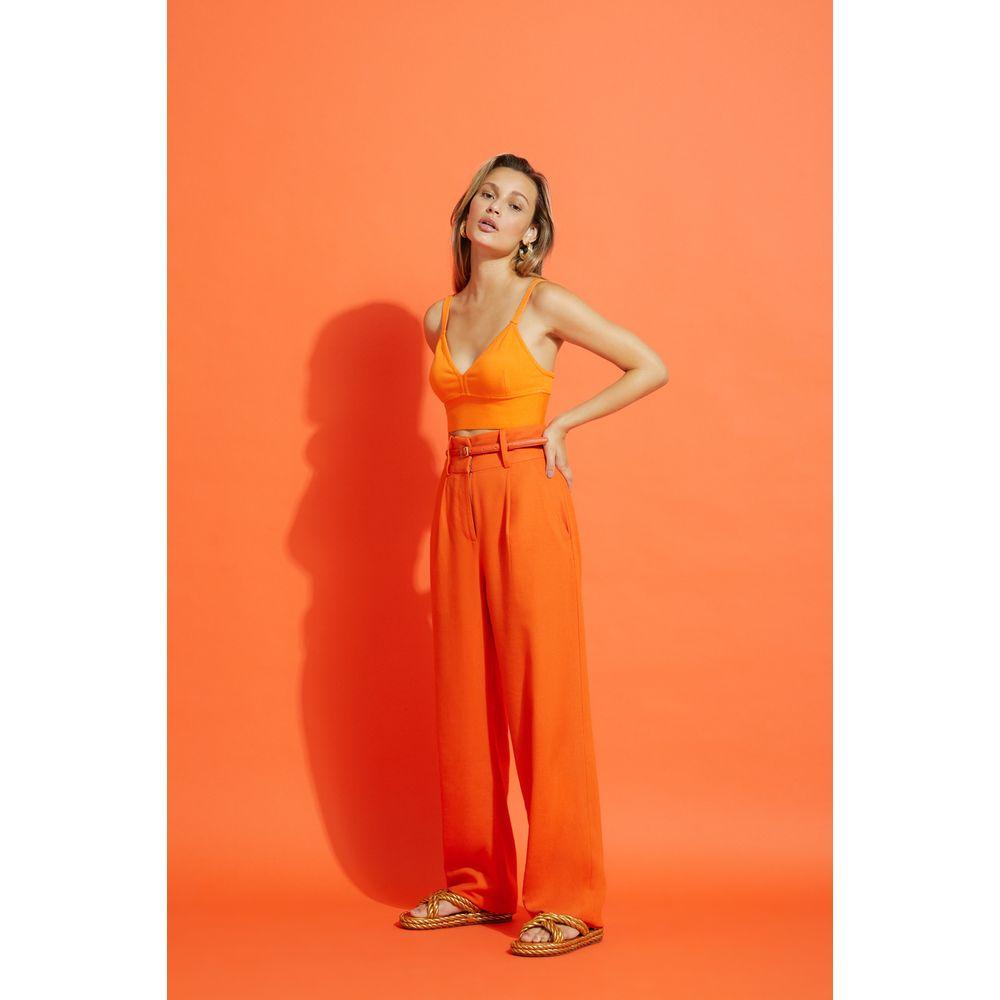 Calca-Pantalona-Color-Laranja