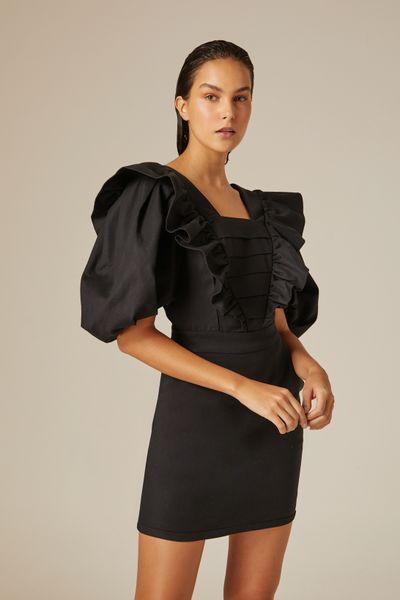 Vestido-Curto-Vintage-Black