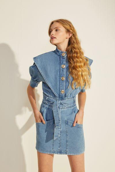 Vestido-Curto-Jeans