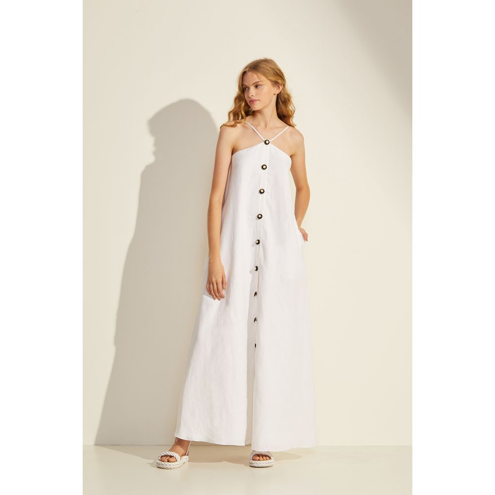 Vestido-Longo-Linho-Branco