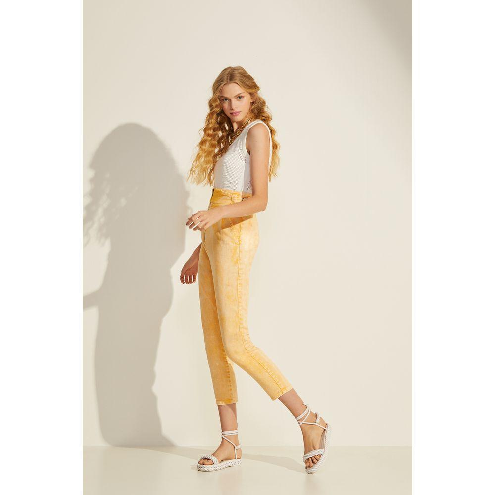Calca-Color-Amarela