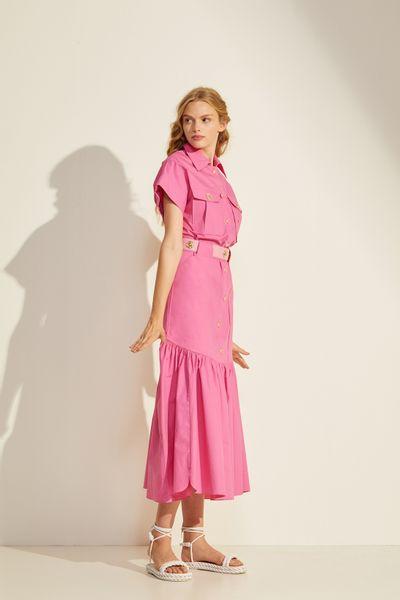 Vestido-Midi-Barbie