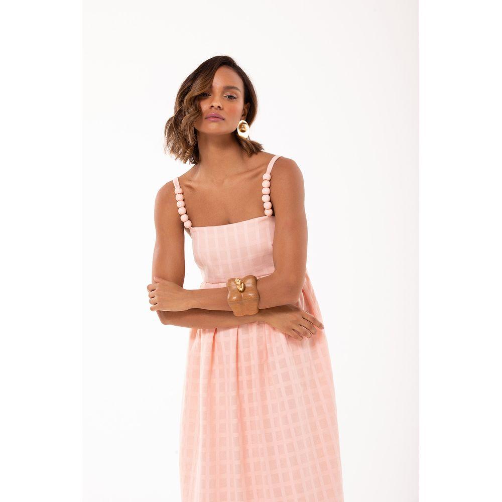 Vestido-Midi-Alca-Rosa