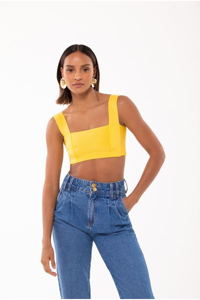 Top-Decote-Quadrado-Amarelo