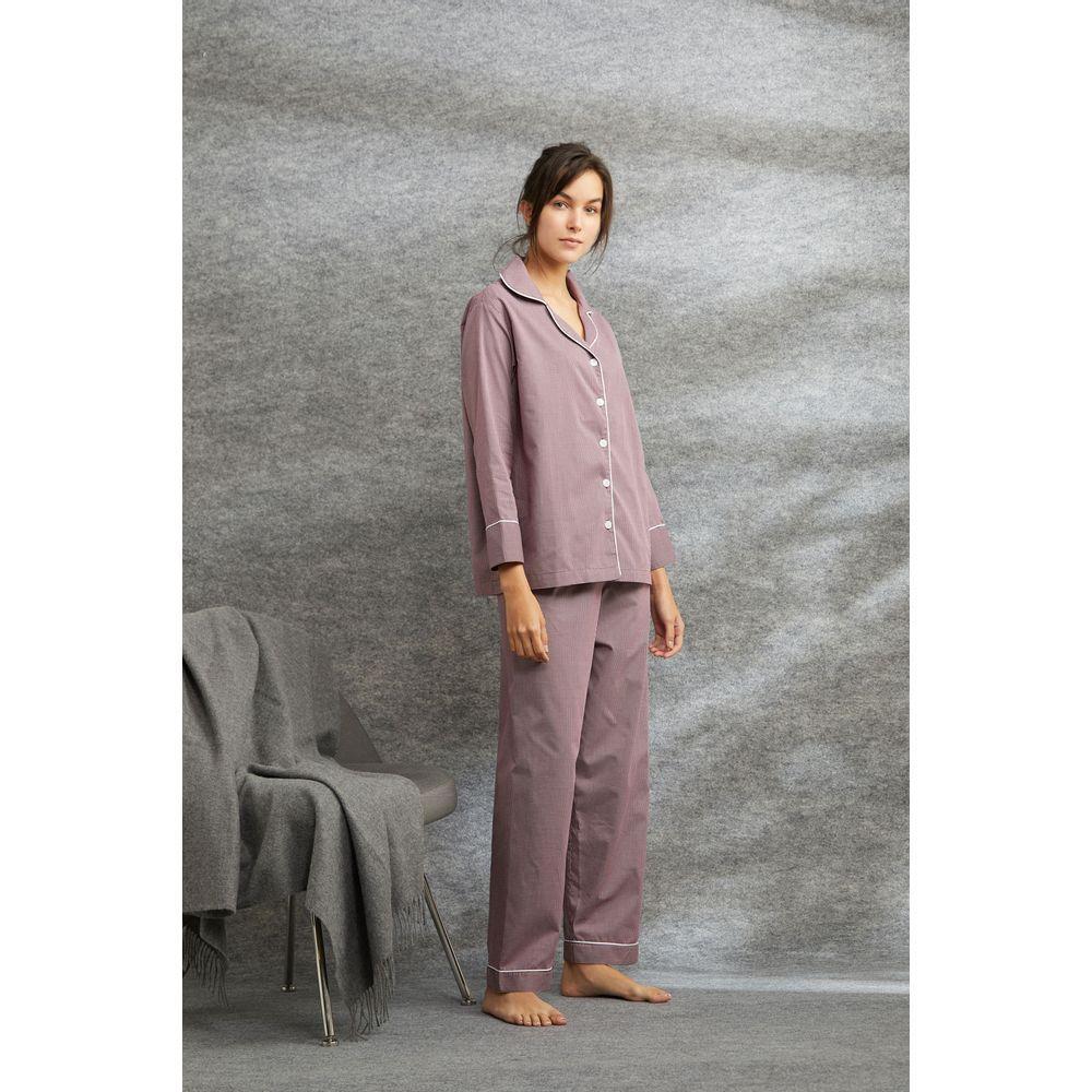 Pijama-Xadrez-Rose