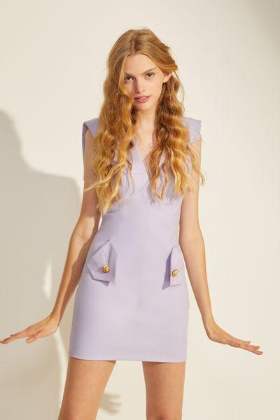 Vestido-Curto-Botoes-Lilac
