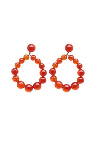 Argolas-Esferas-Vermelha