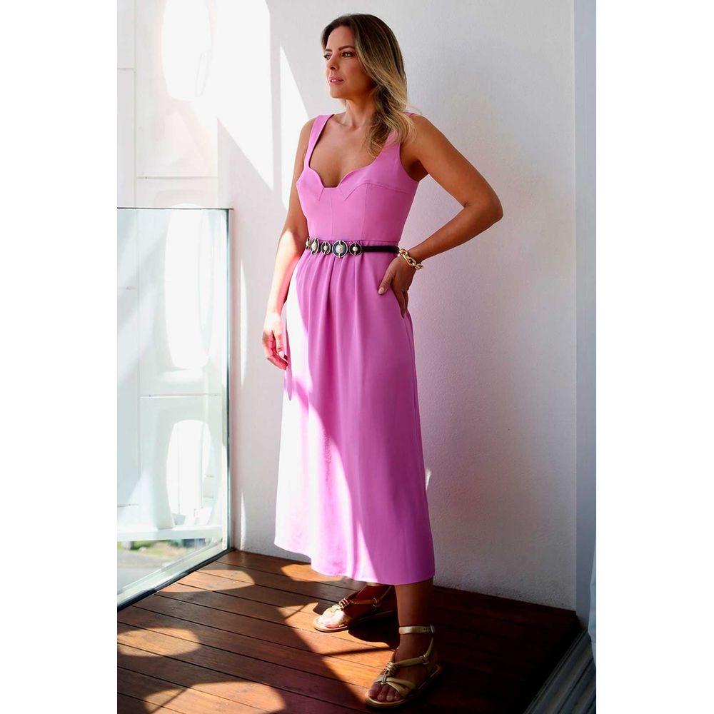 Vestido-Midi-Alcas-Rosa