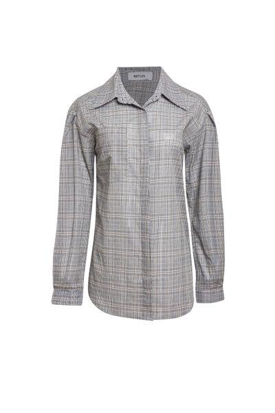 Camisa-Xadrez-Metalic