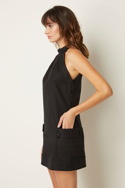 Vestido-Trapezio-Preto