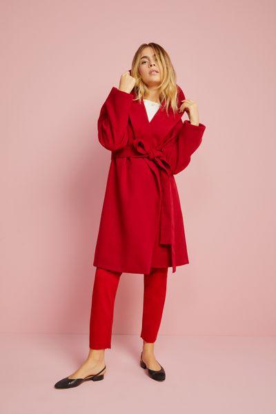 Trench-Coat-Vermelho