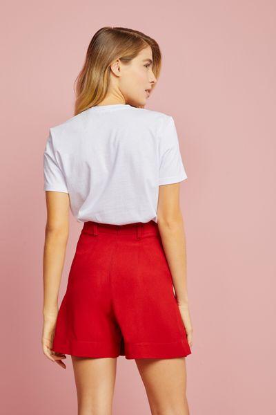 Short-Saia-Vermelho