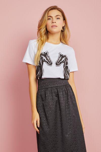 T-shirt-Horses-