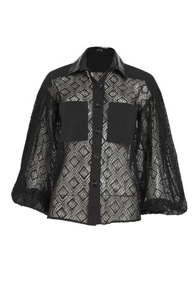 Camisa-Renda-Plissada