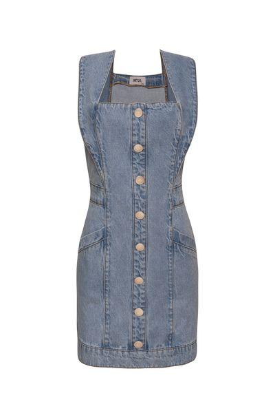 Vestido-Recortes-Jeans