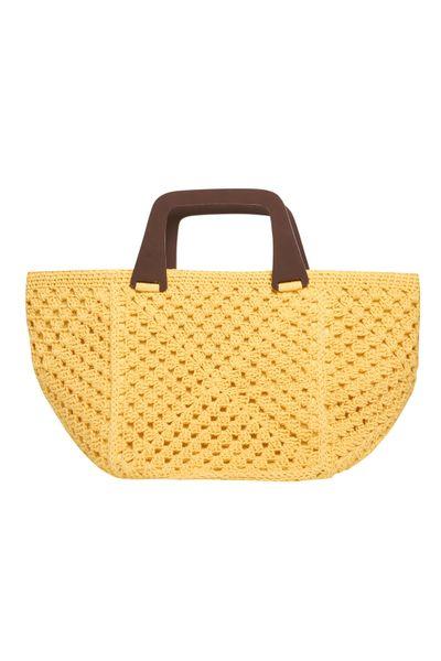 Bolsa-Crochet-Amarelo-Canario