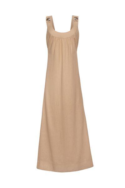 Vestido-Linho-Areia